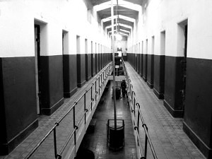 mistaken identity - prison cell death row