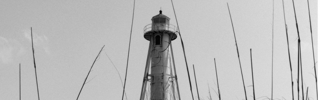 creepy lighthouse