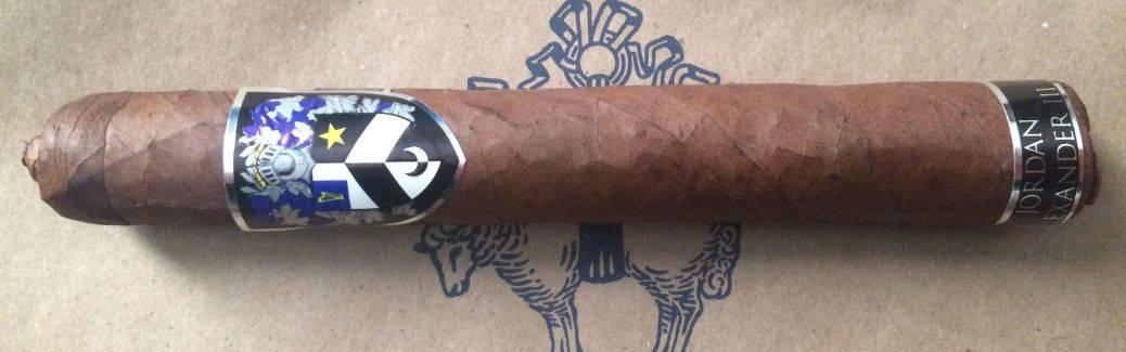 Jordan Alexander III Corojo Toro Cigar Review